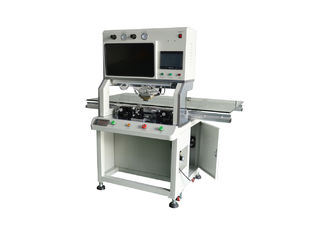 610DH Single Head Pulse LCD Automatic Wire Bonding Machine High Efficiency Easy Operation