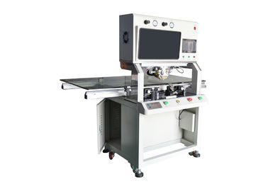 TAB Lcd Tv Repair Machine , Cof Bonding Machine For LCD Flex Cable Repair Machine